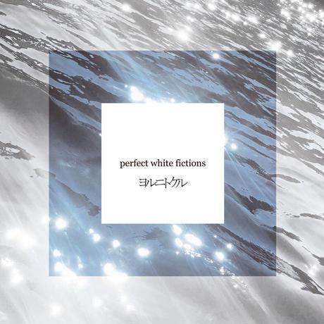 【CD/2nd mini album】perfect white fictions