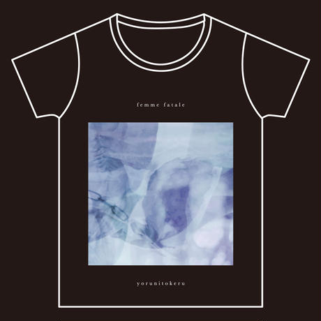 """🆕【T-shirt】""""femme fatale""""photo T"""