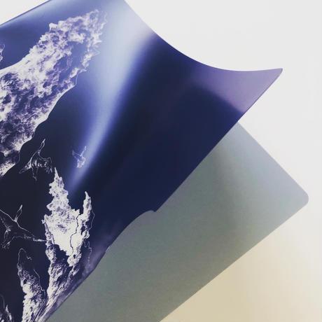 クリアファイル『大洪水の前に』(マツダケン装画
