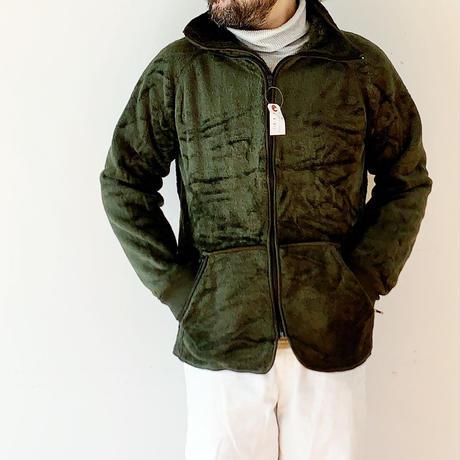 ユニセックス*オランダ軍 1980's~1990's ボアフリースジャケット/実寸Sくらい