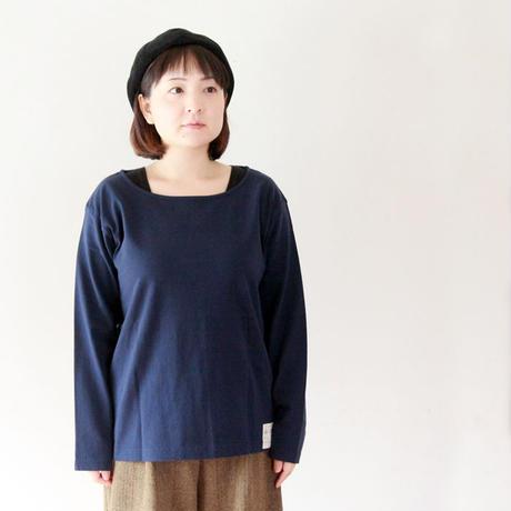 *clip.tab★クリップタブ★ ボートネック ナバルTシャツ(3181C-015)