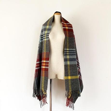 *goods*Royal Heather by JOHNSTONS-ロイヤルヘザーbyジョンストンズ-ラムズウール大判ストール LAMBS WOOL STOLE