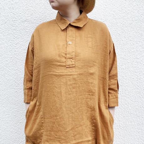 *レディース*OMNIGOD-オムニゴッド-7分袖スウェディッシュロングドレス