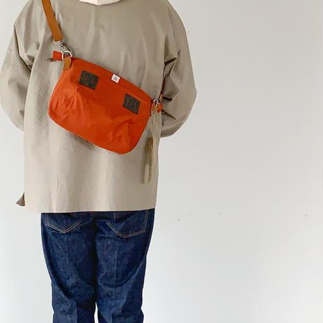 *GOODS*dip.ltd-ディップ-Style No 02-4108 ミニショルダーバッグ/オレンジ
