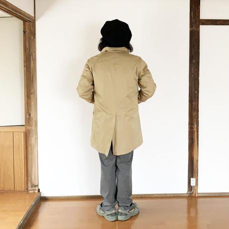 *メンズ*ARAN-アラン-Ventile Sprit Raglan Coat ベンタイル生地 ステンカラーコート