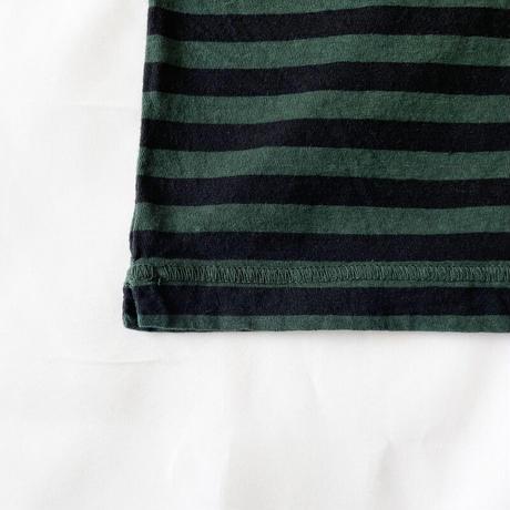 全2色レディース*prit-プリット-30/1リサイクルムラ糸天竺クルーネック半袖Tシャツ