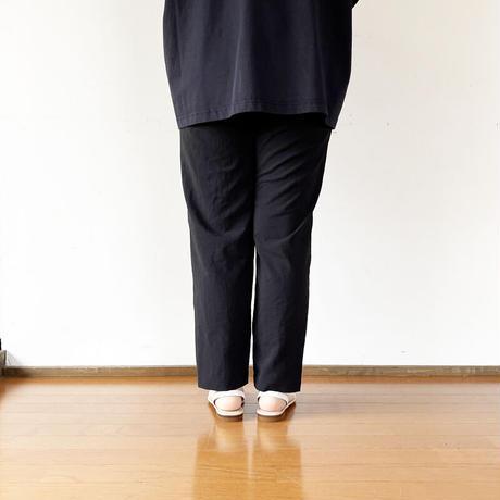 *ユニセックス*LA MOND.-ラモンド- SHARI PANTS シャリパンツ.