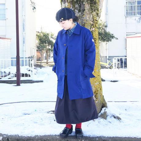 *女性着用* ARVOR MAREE★アルボマレー★SHORE COAT (ブルー)
