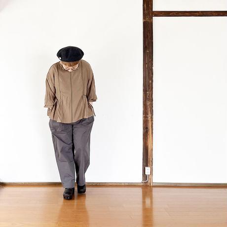 """全3色*レディース*KELEN-ケレン-ギャザーレーストップス""""Dosa"""""""