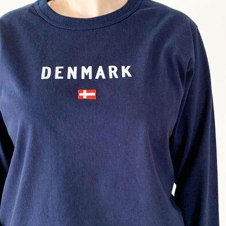 レディース*快晴堂-カイセイドウ-ステートT UNI長袖Tシャツ(11C-104G) /SIZE3+ デンマーク
