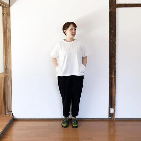 レディース*快晴堂-カイセイドウ-Girls's サマーアウターT/ホワイト