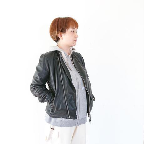 送料無料*レディース*AWESOME LEATHER★オーサムレザー★Goat leather  Double Riders Jacket