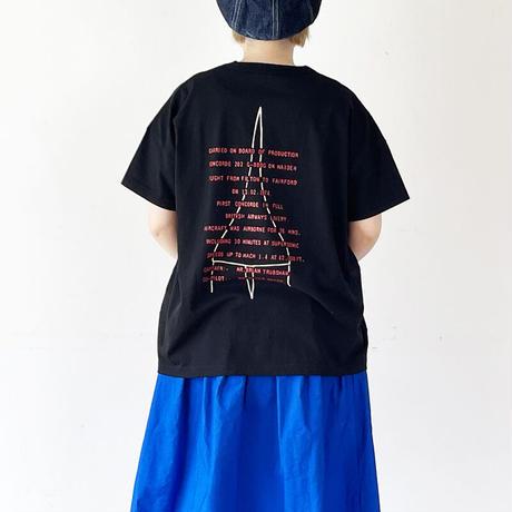 レディース*快晴堂-カイセイドウ- 20周年 BIG-Tシャツ/コンコルド