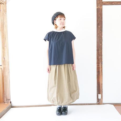 送料無料*レディース*OMNIGOD★オムニゴッド★リバースチノギャザースカート(57-0067T)