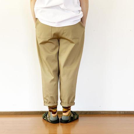 全2色*レディース*DIARIES-ダイアリーズ-20/16 TWILL STRETCH TARPERED PANTS