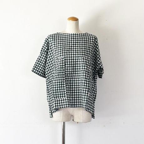 レディース*快晴堂-カイセイドウ-ゆらぎBIGポケットTシャツ