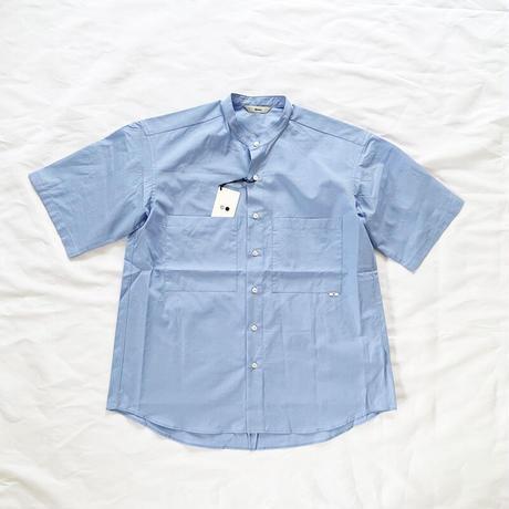 *ユニセックス*amne-アンヌ-solid B.C H_s shirts
