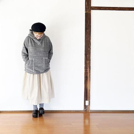 *レディース*快晴堂- 吊り裏毛BIGポケ・パーカー(13C-103)