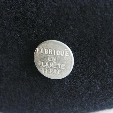 全2色*レディース*FABRIQUE en planete terre-ファブリケアンプラネテール-basque casquette ウールキャスケット