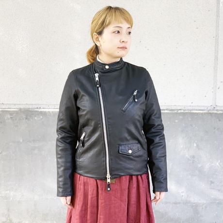 *レディース*AWESOME LEATHER★オーサムレザー★Goat leather  Double Riders Jacket