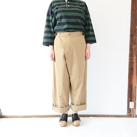 """送料無料*レディース*Kelen★ケレン★""""Casey""""ラップワイドチノパンツ"""