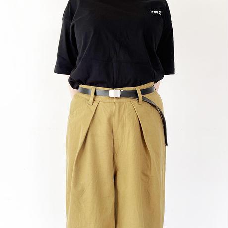 全3色*goods*H.UNIT-エイチユニット-GI Belt レザーガチャベルト