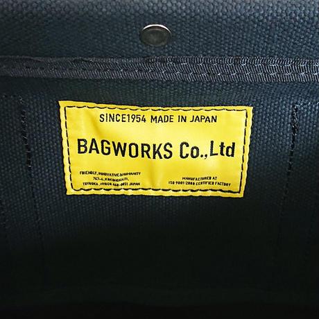 *GOODS*BAGWORKS-バッグワークス-DOCTORMAN MINI/ブラック