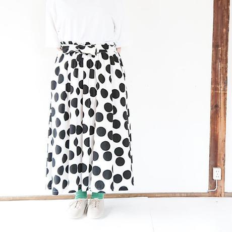 *レディース*Caldia-カルディア-ドットスカート