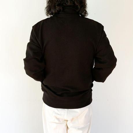 *ユニセックス*LA MOND.-ラモンド-MILANO RIB STAND JACKET