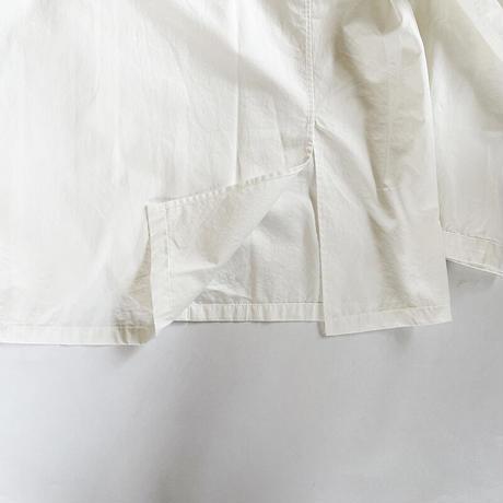 *レディース*TIGRE BROCANTE-ティグルブロカンテ-80高密度ツイルバックスリットシャツ
