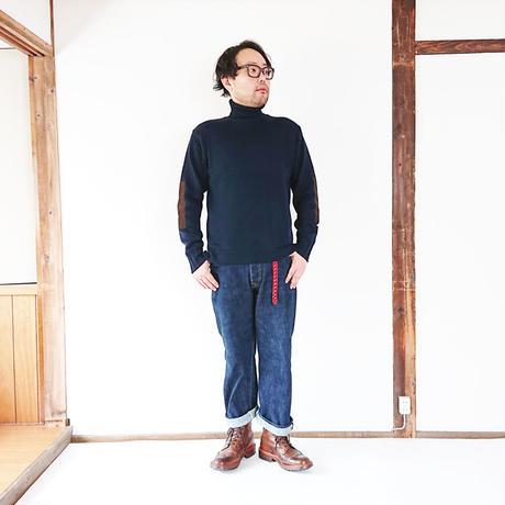 送料無料*ユニセックス*BRENA-ブレナ-PECHEUR-TUR ミリタリーセーター  男性着用
