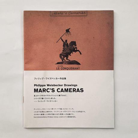 フィリップ・ワイズベッカー「MARC'S CAMERAS]
