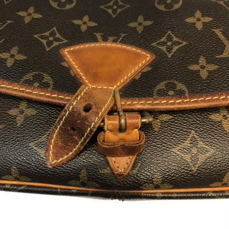 Vintage  Louis Vuitton Monogram Sologne