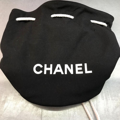 CHANEL Noverty Pool Bag(Large size)