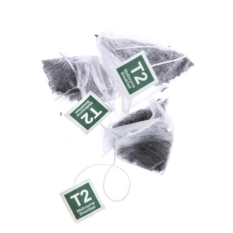 T2 紅茶 Melbourne Breakfast(メルボルン・ブレックファスト)ティーバッグ 25個入り 缶タイプ