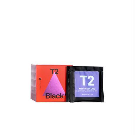 T2 紅茶 SIPS CG 2020 BLACKS(茶葉10種類セット)