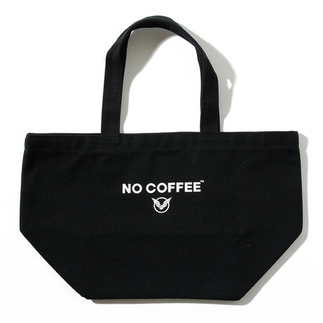 NO COFFEExYOSHIDAROBERTOキャンバズランチバッグ(ブラック)