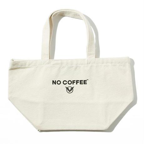 NO COFFEExYOSHIDAROBERTOキャンバズランチバッグ(ベージュ)