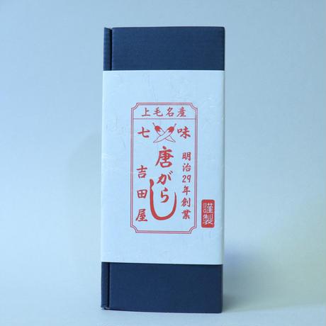 七味唐辛子 下仁田ねぎ 歌舞伎缶ギフトセット