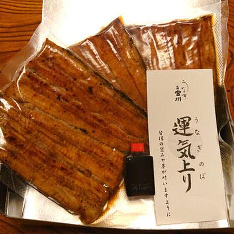 大塚うなぎ 宮川 国産うなぎ蒲焼き(真空パック) 3尾