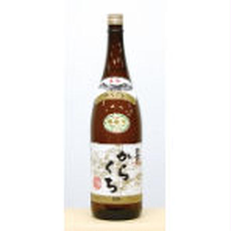 黒松 黒鷹 本醸造 からくち 1.8L瓶 (83007)