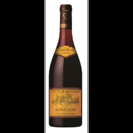 モメサン ボジョレ・ヴィラージュ ヌーヴォ シャトー・ド・モンメラ 2021 750ml瓶