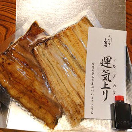 大塚うなぎ 宮川 うなぎ蒲焼き(真空パック) タレ1尾 白焼き1尾セット