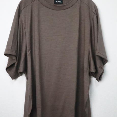 Tech wool shirts ''Grege''