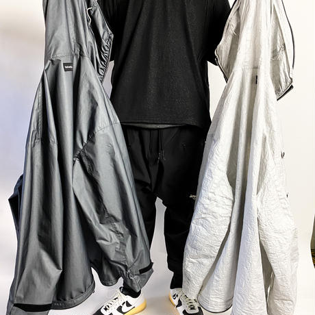 Dyneema®︎×Gore-tex pro Funnelneck jacket