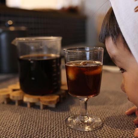 アイスコーヒー用 ★6月9日発送「koyamameレーコー」珈琲豆 ▶︎200g