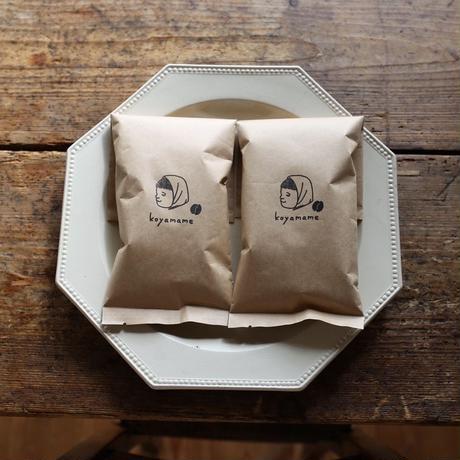 アイスコーヒー用 ★6月9日発送 「koyamameレーコー」珈琲豆 ▶︎400g