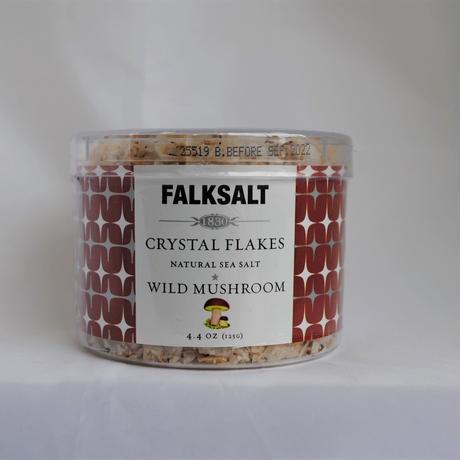 地中海クリスタルフレークソルトワイルドマッシュルーム125G
