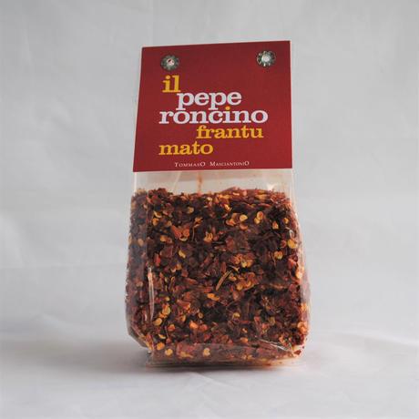 トンマーゾ 粗挽き乾燥ペペロンチーノ100g