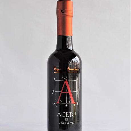 ポイエル・エ・サンドリ 赤ワインヴィネガー 375ml